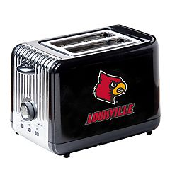 Louisville Cardinals Two-Slice Toaster