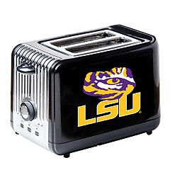 LSU Tigers Two-Slice Toaster