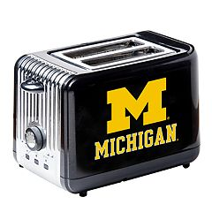 Michigan Wolverines Two-Slice Toaster