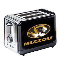 Missouri Tigers Two-Slice Toaster