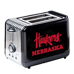 Nebraska Cornhuskers Two-Slice Toaster