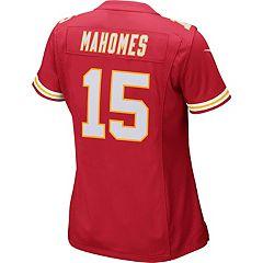 Women's Nike Kansas City Chiefs Patrick Mahomes Team Jersey