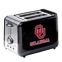 Oklahoma Sooners Two-Slice Toaster