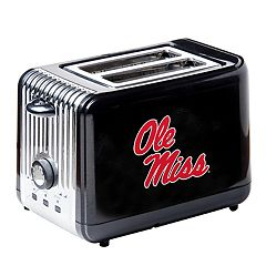 Ole Miss Rebels Two-Slice Toaster
