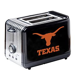 Texas Longhorns Two-Slice Toaster
