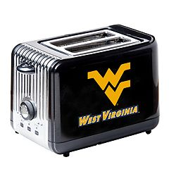 West Virginia Mountaineers Two-Slice Toaster
