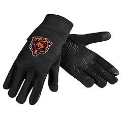 Adult Chicago Bears Neoprene Touchscreen Gloves