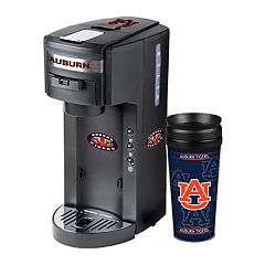 Auburn Tigers Deluxe Coffee Maker