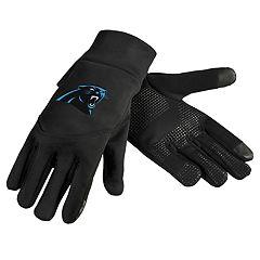 Adult Carolina Panthers Neoprene Touchscreen Gloves