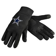 Adult Dallas Cowboys Neoprene Touchscreen Gloves