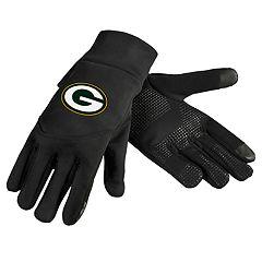 Adult Green Bay Packers Neoprene Touchscreen Gloves