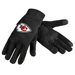 Adult Kansas City Chiefs Neoprene Touchscreen Gloves