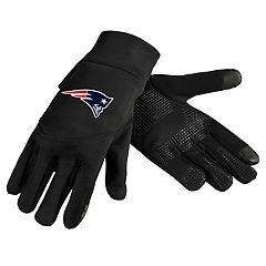 Adult New EnglandPatriots Neoprene Touchscreen Gloves