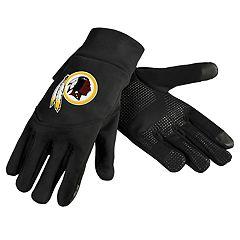 Adult Washington Redskins Neoprene Touchscreen Gloves