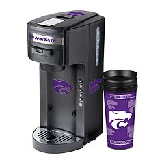 Kansas State Wildcats Deluxe Coffee Maker