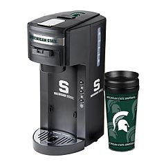 Michigan State Spartans Deluxe Coffee Maker