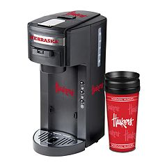 Nebraska Cornhuskers Deluxe Coffee Maker