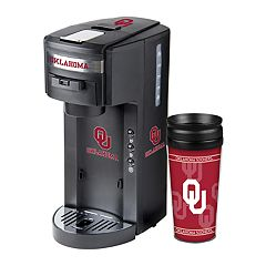 Oklahoma Sooners Deluxe Coffee Maker