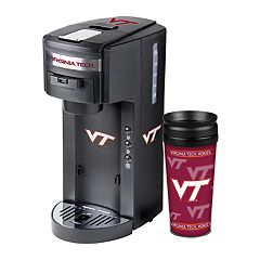 Virginia Tech Hokies Deluxe Coffee Maker