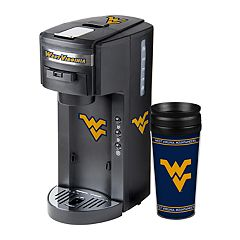 West Virginia Mountaineers Deluxe Coffee Maker