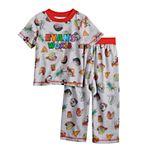 Toddler Boy Ryan's World Top & Bottoms Pajama Set