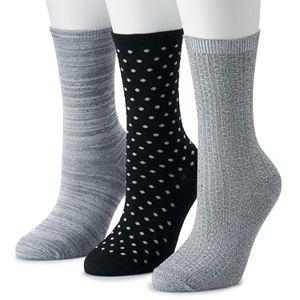 0b8a33ccc6c Women s GOLDTOE 2-pk. Cable-Knit Knee-High Socks