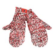 Women's Atlanta Falcons Chunky Mittens