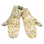 Women's Green Bay Packers Chunky Mittens