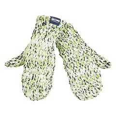 Women's Seattle Seahawks Chunky Mittens
