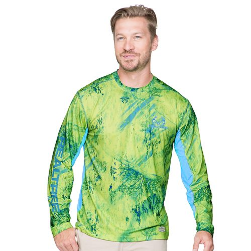 Men's Realtree Performance Top