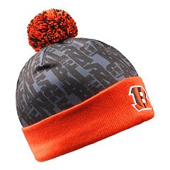 Adult Cincinnati Bengals Light Up Beanie