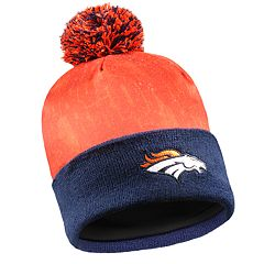Adult Denver Broncos Light Up Beanie