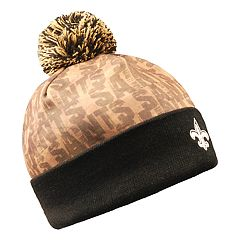 Adult New Orleans Saints Beanie