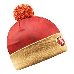 Adult San Francisco 49ers Light Up Beanie