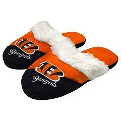 Woman's Cincinnati Bengals Slide Slippers