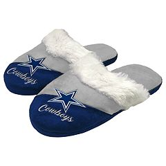 Woman's Dallas Cowboys Slide Slippers