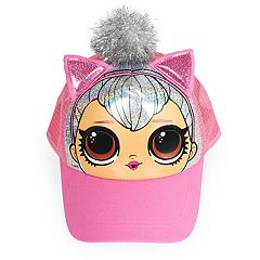 Girls 7-16 L.O.L. Surprise! Kitty Queen Trucker Hat
