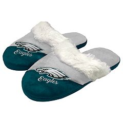 Woman's Philadelphia Eagles Slide Slippers