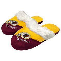 Woman's Washington Redskins Slide Slippers