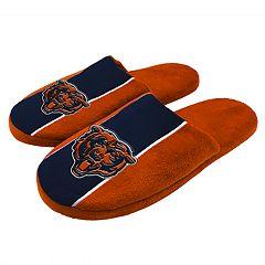 Men's Chicago Bears Slide Slippers