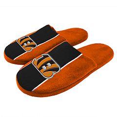 Men's Cincinnati Bengals Slide Slippers