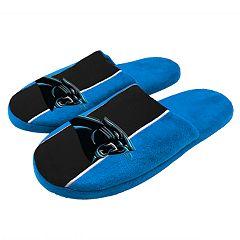 Men's Carolina Panthers Slide Slippers
