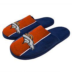 Men's Denver Broncos Slide Slippers