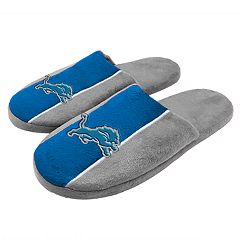 Men's Detroit Lions Slide Slippers