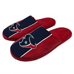 Men's Houston Texans Slide Slippers
