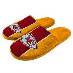 Men's Kansas City Chiefs Slide Slippers