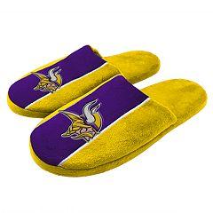 Men's Minnesota Vikings Slide Slippers