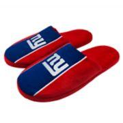 Men's New York Giants Slide Slippers