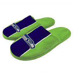 Men's Seattle Seahawks Slide Slippers