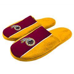Men's Washington Redskins Slide Slippers